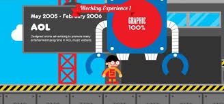 Interactive Resumes A Fun Interactive Resume That Unfolds Like A Mario Style Video