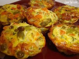 cuisiner des chignons en boite petits flans de macédoine macedoine de legumes chaleur tournante