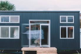Four Lights Tiny House Tiny House For Millennials Has A Retractable Staircase Curbed