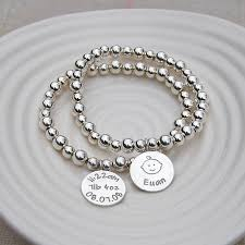 customized baby bracelets personalised baby bracelets uk the and most beautiful