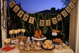 Cowboy Table Decorations Ideas 52 Cowboy Themed Boy Birthday Party Ideas Spaceships And Laser Beams