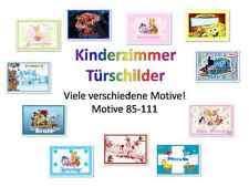 türschilder kinderzimmer türschilder für kinder ebay