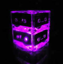 light lover purple mixtape light centerpiece