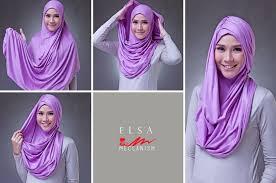 tutorial hijab pashmina kaos yang simple gambar tutorial hijab modern pashmina kaos simple model baru citra