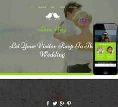 free personal wedding websites wedding website templates free free website templates