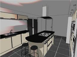 small kitchen for 3d kitchen planner black granite countertop