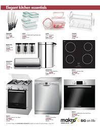 makro kitchen appliances catalogue u2022 kitchen appliances and pantry