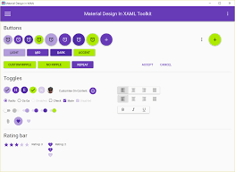 Home Design Software Material List by Material Design In Xaml