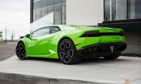 Lamborghini Huracan Green - 2016 lamborghini huracan lp 610 4 coupe weissach
