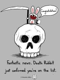 death rabbit sebreg nature cartoon toonpool