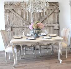 How To Decorate A Dining Room Table by Best 20 Shabby Chic Living Room Ideas On Pinterest Wall Clock