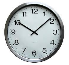 horloge pour cuisine moderne pendule de cuisine moderne trendy pendule cuisine originale