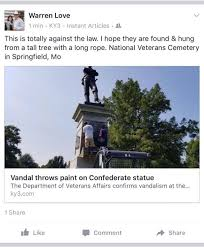 Why The Confederate Flag Is Offensive Critics Demand Missouri Lawmaker Resign After Saying Vandals