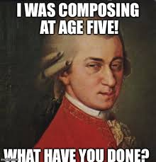 Sure Meme - mozart not sure meme imgflip