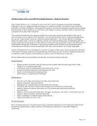 download intel process engineer sample resume
