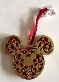 disney bohemian filigree and gold mickey mouse ears