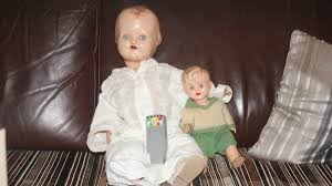possessed baby spirit halloween toy haunted dolls are a thing and they u0027re not cheap either npr