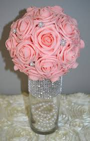 centerpieces for quinceanera diy quinceanera centerpiece in less than 5 minutes