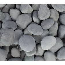 White Marble Rocks For Landscaping by Pebbles Landscape Rocks Hardscapes The Home Depot