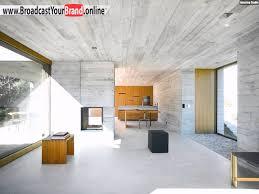 Wohnzimmer T Küche Wohnzimmer Fenster Betonhaus Innenarchitektur Modern