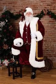 vtg mrs santa claus velvet length skirt fur dress hooded
