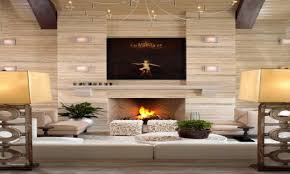 modern fireplace wall design home design planning fantastical