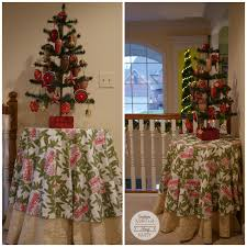 Christmas Topiaries A Tour Of Our Home At Christmas 2016 Part 1 Sometimes Martha