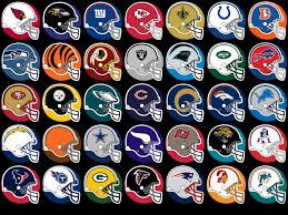 nfl printable logos google search football pinterest logo