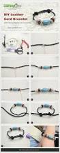 best 25 leather cord bracelets ideas on pinterest diy bracelets
