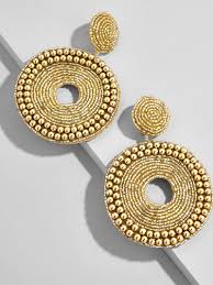 ora earrings shoptagr ora hoop earrings by baublebar