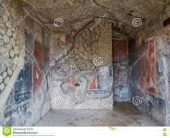ancient roman house in pompeii stock photo image 77931301 royalty free stock photo