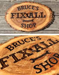 intro to wood burning 4 steps how to wood burn a sign abundance of everything