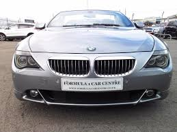 used 2004 bmw 6 series 4 4 645ci sequential 2dr for sale in