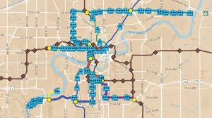 Cable Car Map Streetcar Reimagined Buena Vista Cable Car Yegventures Ca