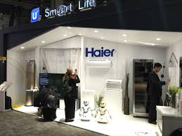 chinese home appliance leader haier debuts its smart cloud