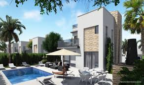 Modern Villas by New Modern Villas In Villamartin Golf Villas Ibermaxx Property