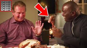 joe theismann s awkward thanksgiving commercial