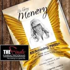 164 best funeral program templates images on pinterest collage