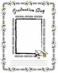 graduation frames free digital graduation scrapbook pages clip frames