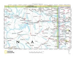 Montana River Map missouri river drainage basin landform origins in montana usa