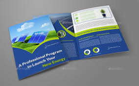 2 fold brochure template green energy company brochure bi fold template v 2 by owpictures
