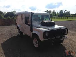 land rover forward control for sale rover defender 110 cav 100 armoured vehicle