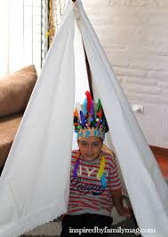 native american craft for kids chief headdress