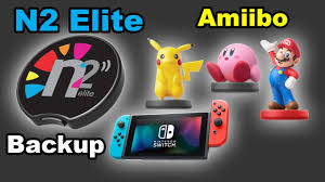 2ds emulator android n2 elite amiibo backup amiiqo nfc android for nintendo switch