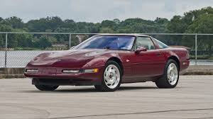 1993 corvette 40th anniversary 1993 chevrolet corvette zr1 40th anniversary s129 kissimmee 2014
