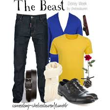 Beauty Beast Halloween Costume 9426 Character Inspired Fashion Images Disney