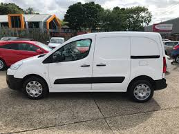 peugeot van used peugeot partner 850 s 1 6 hdi 90 van for sale in ipswich