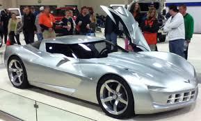 2011 stingray corvette utah auto expo 2011 spotlight corvette stingray concept the