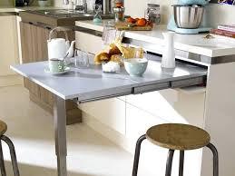 table coulissante cuisine table coulissante cuisine re table bar communaut leroy merlin