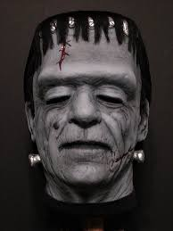 frankenstein mask don post glenn strange frankenstein mask blood curdling of
